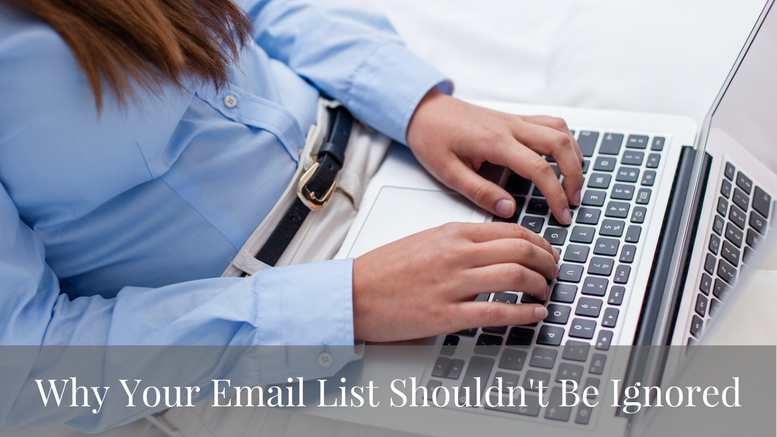 Why Your Email List Shouldn T Be Ignored Dash Of Social